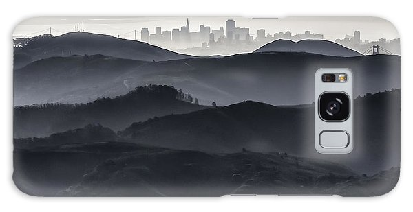 San Francisco Seen From Mt. Tamalpais Galaxy Case