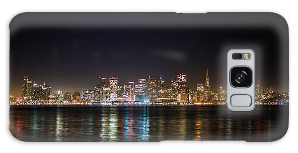 San Francisco Shot Galaxy Case