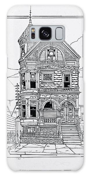 San Francisco Victorians  Galaxy Case