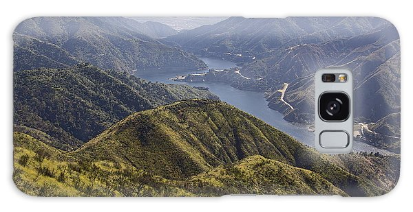 San Gabriel Canyon Reservoir Galaxy Case