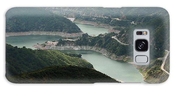 San Gabriel Dam Galaxy Case