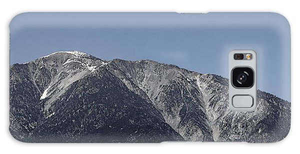 San Gabriel Mountains Galaxy Case