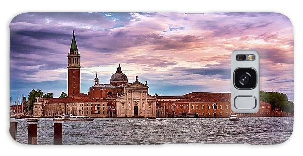 San Giorgio Di Maggiore Church In Venice, Italy Galaxy Case
