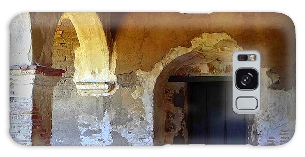 San Juan Capistrano Mission Galaxy Case