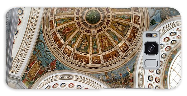 San Juan Capital Building Ceiling Galaxy Case