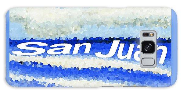 San Juan  Galaxy Case