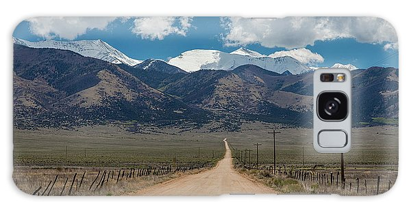San Luis Valley Back Road Cruising Galaxy Case by James BO Insogna