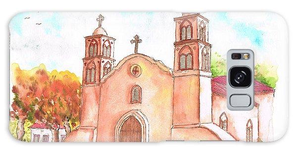 San Miguel Catholic Church, Socorro, New Mexico Galaxy Case
