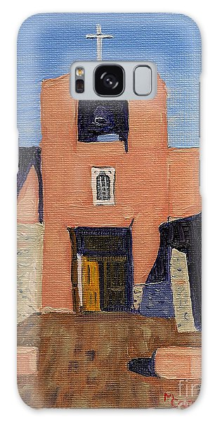 San Miguel Mission In Santa Fe Galaxy Case