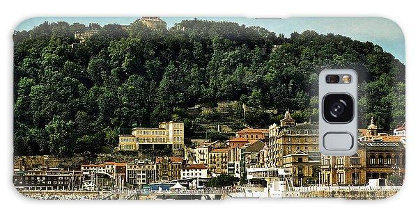 San Sebastian Spain Galaxy Case by Mary Machare