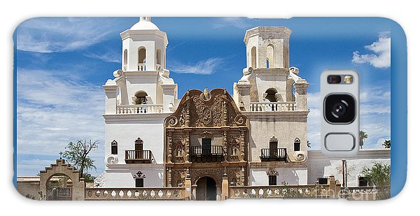 San Xavier Mission Galaxy Case