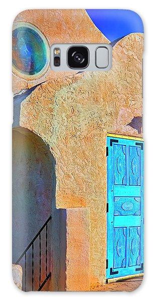 San Ysidro Catholic Church, San Yisidro, New Mexico Galaxy Case