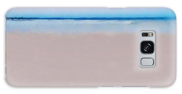 Sand And Sea Galaxy Case by Andrea Kollo