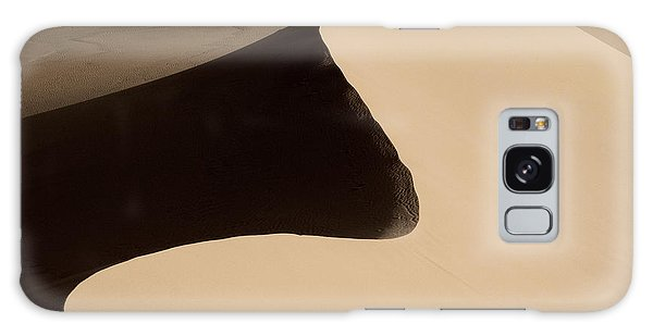 Sand Dunes Galaxy Case - Sand by Chad Dutson
