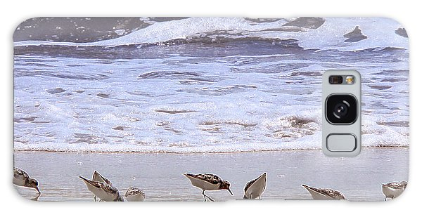 Sand Dancers Galaxy Case by Steven Sparks