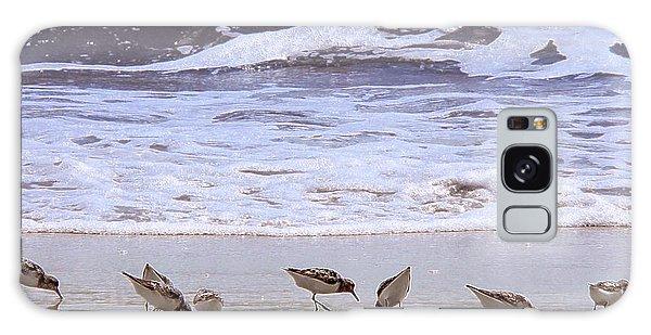 Sand Dancers Galaxy Case