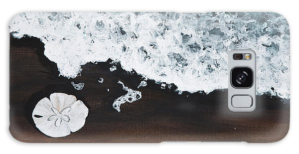 Sand Dollar Galaxy Case by Darice Machel McGuire