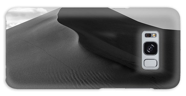 Sand Dune Beetle Tracks Galaxy Case