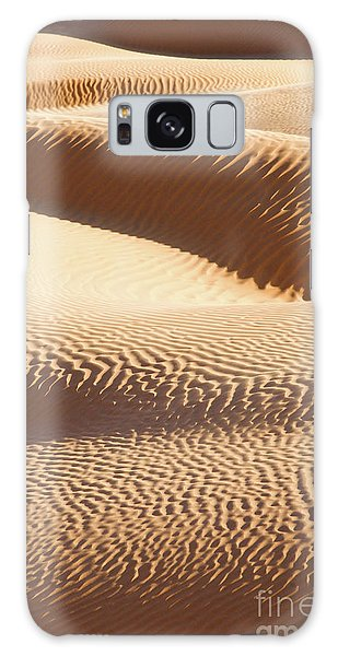 Caravan Galaxy Case - Sand Dunes 2 by Delphimages Photo Creations