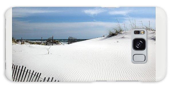Sand Dunes Dream Galaxy Case