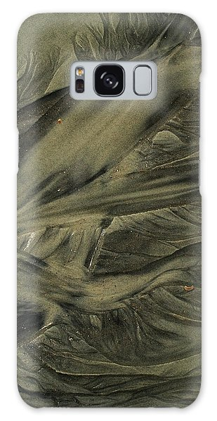 Sand Patterns Myths Of The Ages Galaxy Case by Todd Breitling