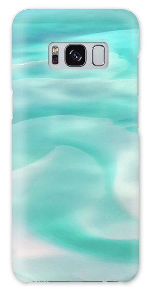 Sand Swirls Galaxy Case by Az Jackson
