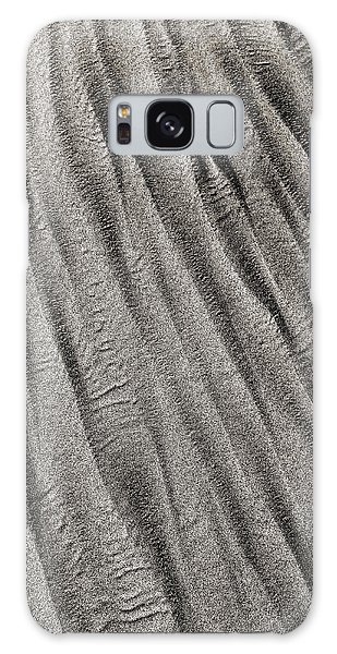 Sand Waves Galaxy Case