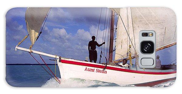 Aunt Stella Galaxy Case