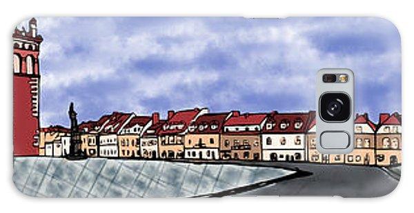Sandomierz City Galaxy Case