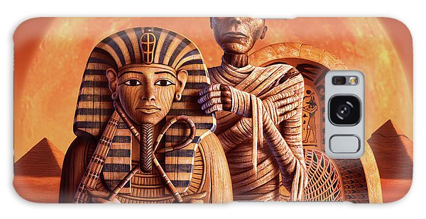Egypt Galaxy Case - Sands Of Time by Jerry LoFaro
