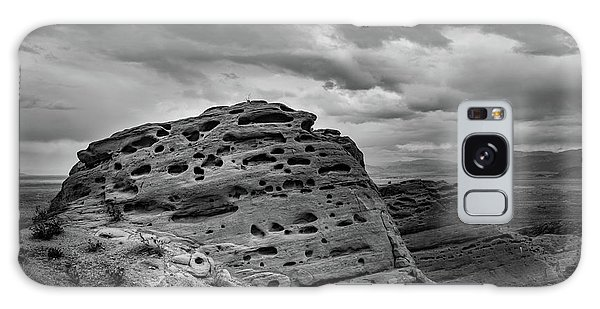 Sandstone Butte Galaxy Case