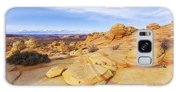 National Monument Galaxy Case - Sandstone Wonders by Chad Dutson