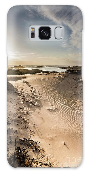 West Bay Galaxy Case - Sandy Beach Haven by Jorgo Photography - Wall Art Gallery