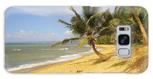 Sandy Beach II Galaxy Case