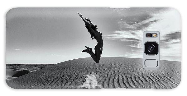 Sandy Dune Nude - The Jump Galaxy Case