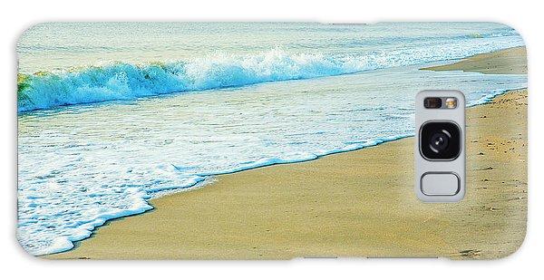 Sandy Hook Beach, New Jersey, Usa Galaxy Case