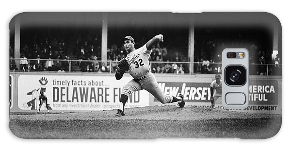 Sandy Koufax (1935- ) Galaxy S8 Case