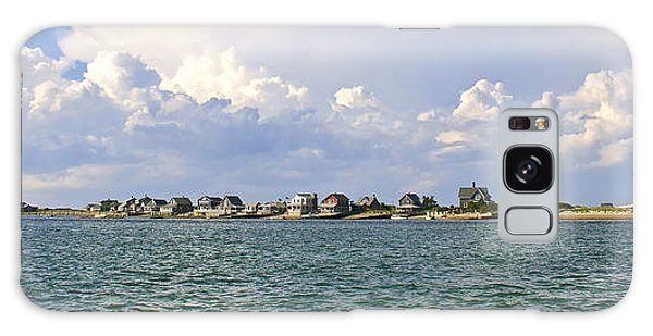 Sandy Neck Cottage Colony Galaxy Case