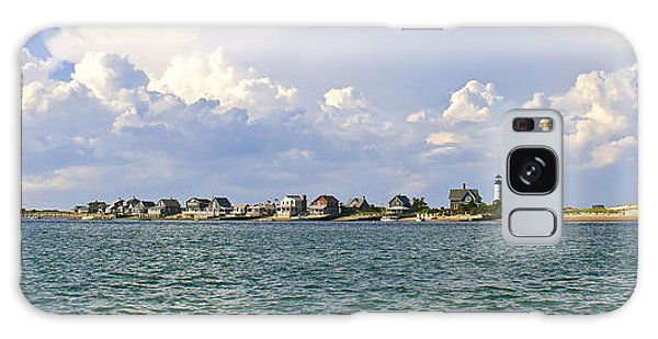 Cottage Galaxy Case - Sandy Neck Cottage Colony by Charles Harden