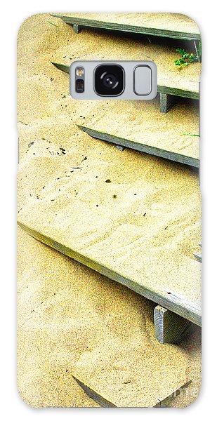 Sandy  Steps Galaxy Case