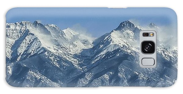 Sangre De Cristo Fourteeners Galaxy Case