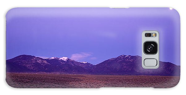 Sangre De Cristo Galaxy S8 Case - Sangre De Cristo Mountains At Sunset by Panoramic Images