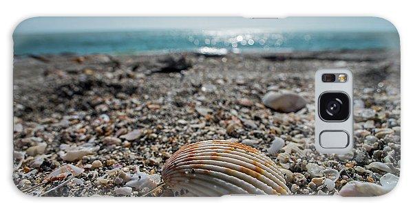 Sanibel Island Sea Shell Fort Myers Florida Galaxy Case