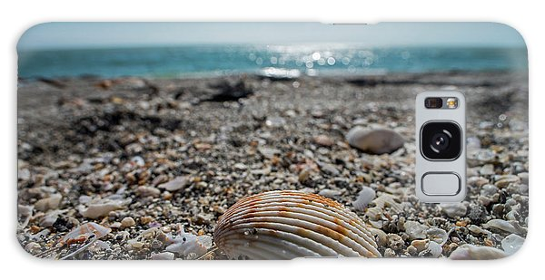 Sanibel Island Sea Shell Fort Myers Florida Galaxy Case
