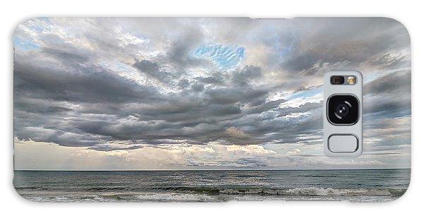 Sanibel Island Seashells Galaxy Case