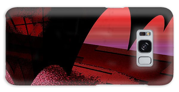 Galaxy Case featuring the digital art Sans Titre 1310 by Gerlinde Keating - Galleria GK Keating Associates Inc