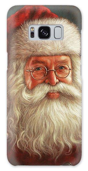 Santa 2017 Galaxy Case