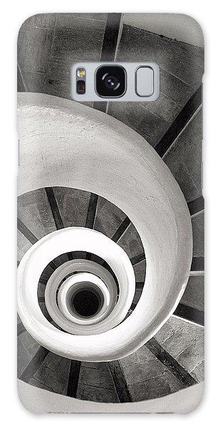 Santa Catalina Spiral Staircase Galaxy Case