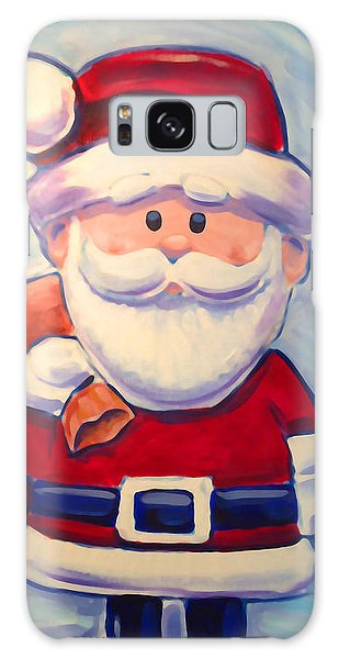 Santa Claus Galaxy Case
