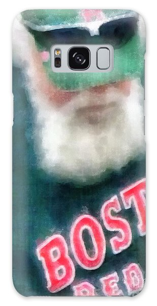 Santa Claus Galaxy Case - Santa Claus Spotted At Spring Training by Edward Fielding